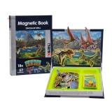 Магнетна книга - Диносауруси