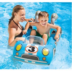 Intex - автомобил чамец
