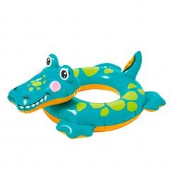 Intex - гума за пливање Алигатор