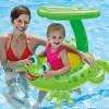 Intex - гума за пливање Жаба