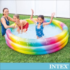 Intex базен 168х38 см