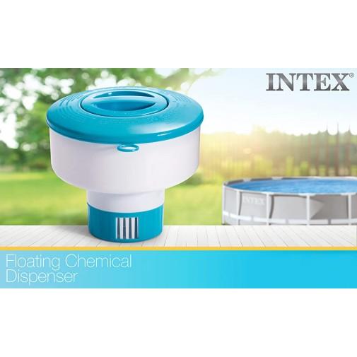 Intex пловак за таблети за хлор