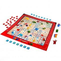 Забавна игра Scrabble junior