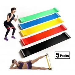 Сет од 5 фитнес траки