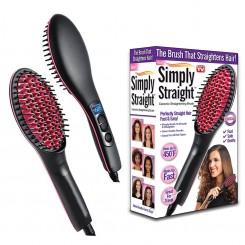Керамичка четка за исправање на коса