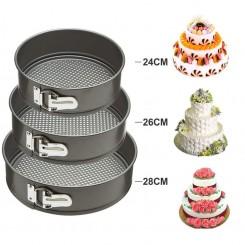 Сет од 3 калапи за торти