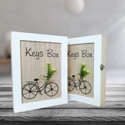 Дрвена кутија за клучеви