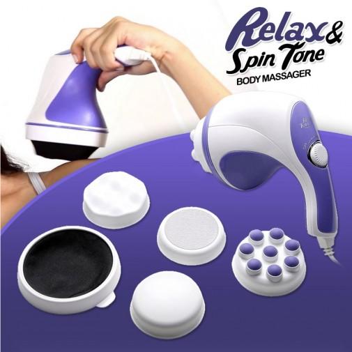 Масажер - Relax & Spine Tone