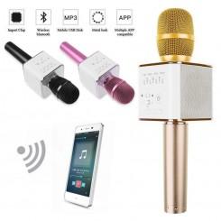 Караоке микрофон со Bluetooth