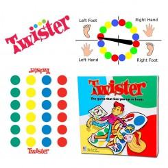 Забавна игра - Твистер