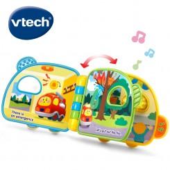 Vtech - Музичка книга пожарна